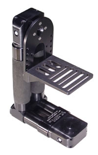 Motion Control System For A Mini Pan Tilt For Hd Cameras