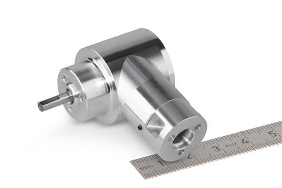 Dc brushless motors power human like bipedal walking robot for Robotic motors or special motors
