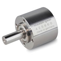 maxon 32 mm planetary gearhead for high radial loads.