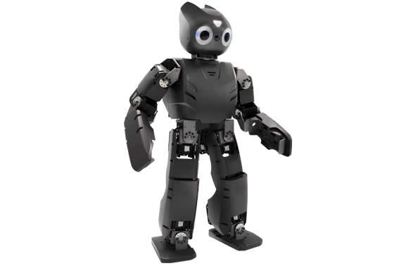 Robot Humanoide 2012 The Humanoid Darwin-op Robot