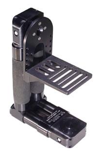 Mini pan tilt for hd cameras for Pan and tilt head motorized
