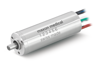 maxon medical's dc motors and drives are held to the highest standard possible with ISO 13485 and they deliver maximum power in the smallest space available
