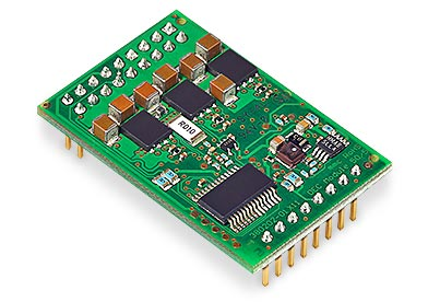 Speed controllers for brushless DC (maxon EC) motors in OEM modular design