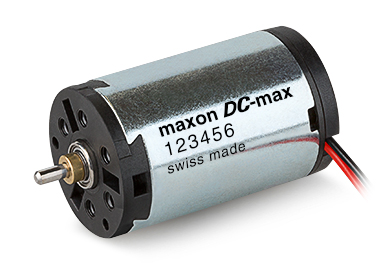 electric motor with wires