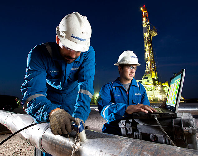Image courtesy of schlumberger.