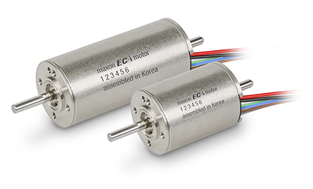 With the EC-i 30, maxon motor is introducing a new brushless DC motor