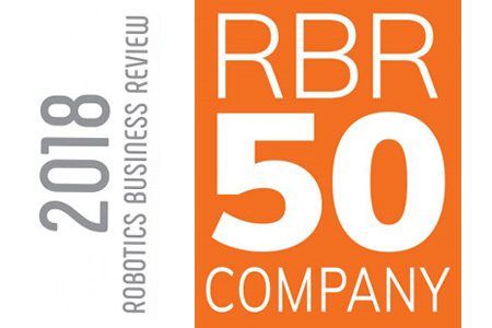 For 2018, the RBR50 is broken into categories to represent the hottest areas of automation: artificial intelligence, autonomous vehicles, components, manufacturing, and supply chain