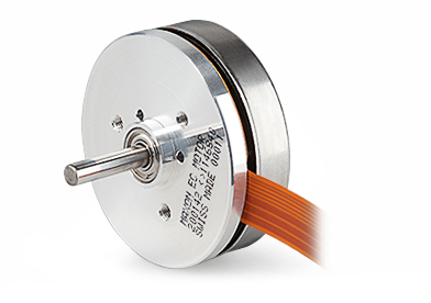 Flat brushless DC motors for small spaces | maxon