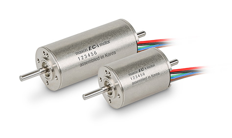 With the EC-i 30, drive specialist maxon motor is introducing a new brushless DC motor (BLDC)