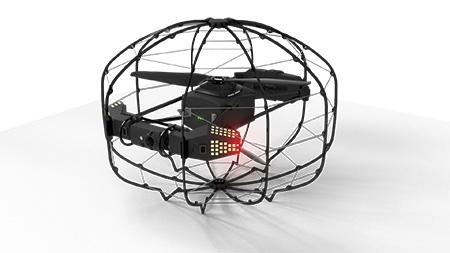 Flybotix' inspection drone ASIO ©Flybotix